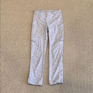 Lulu lemon leggings size 2